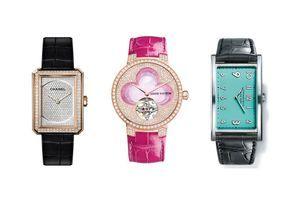 10 montres de luxe qui nous font rêver