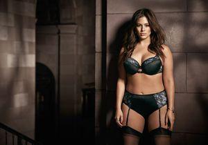 Ashley Graham lance une nouvelle collection de lingerie pour femmes pulpeuses