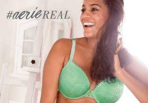 La marque de lingerie Aerie booste ses ventes en se débarrassant de Photoshop
