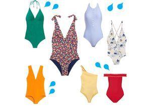 35 maillots de bain une pièce pour un corps de naïade