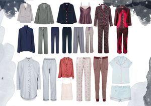 A nous le beau pyjama !