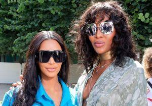 5 fois où Kim Kardashian a copié collé le look de Naomi Campbell