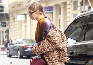 Alerte : Gigi Hadid porte des bottines Mango à moins de 50 €