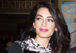 Amal Clooney : les boots qu'elle ne quitte pas en hiver sont en soldes