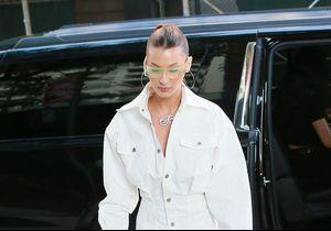 Bella Hadid adopte les pièces Fenty par Rihanna avant tout le monde