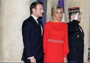 Brigitte Macron : la couleur de sa robe n'est pas anodine