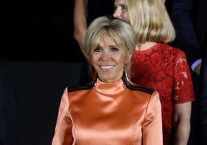 Brigitte Macron : sa robe flashy fait de l'effet au Japon