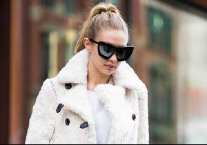 C'est décidé : on veut le manteau de Gigi Hadid