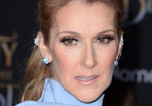 Céline Dion : elle prend la pose, hyper sexy en cuissardes en dentelle