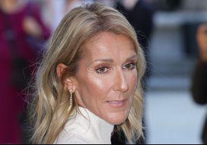 Céline Dion glamour avec son jean à strass