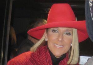 Céline Dion: on valide son look de working-girl sur Instagram