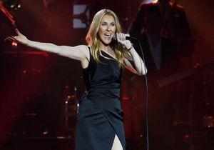 Céline Dion prouve que la robe fendue est l'incontournable de l'été