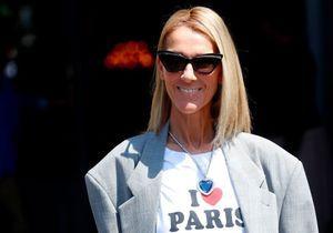 Céline Dion : sa combinaison tie and dye parfaite pour l'été