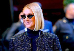 Céline Dion : sublime en jupe en tulle Dior