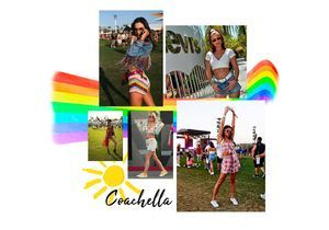 Les plus beaux looks de Coachella