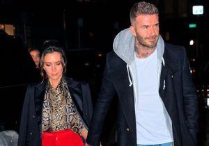 David et Victoria Beckham portent le même vêtement (et c'est très mignon)