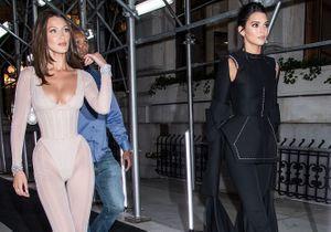 Bella Hadid et Kendall Jenner ne quittent plus ce style de pantalon