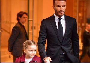 Harper Beckham : quelle est cette marque française qui signe sa tenue de baptême ?