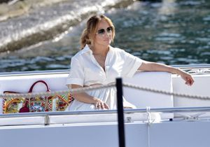 Jennifer Lopez adopte un bijou au nom de Ben Affleck