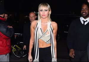 MileyCyrus adopte des looks extravagants au SuperBowl