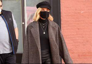 Diane Kruger porte le manteau Mango que tout le monde va s'arracher cet hiver