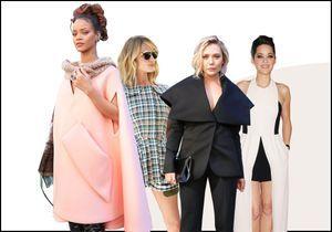 Dior : les stars portent les créations de Raf Simons