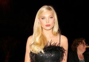 Elsa Hosk porte la parfaite robe pour nos soirées très (très) chic