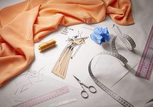 EXCLU Les secrets de la robe Louis Vuitton portée par Michelle Williams aux Golden Globes