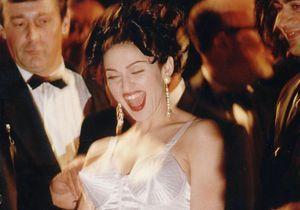 Histoire d'une tenue : le soutien-gorge conique de Madonna au Festival de Cannes