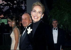 Histoire d'une tenue : le t-shirt Gap de Sharon Stone aux Oscars 1996