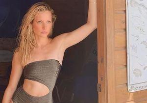 Ilona Smet plus sexy que jamais en maillot de bain, elle enflamme la Toile