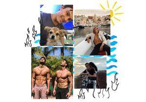 Instagram : ces mannequins hommes nous donnent envie d'être en vacances