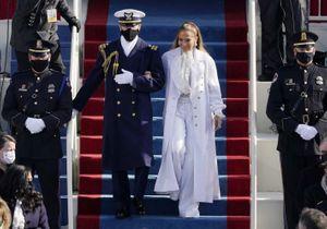 Jennifer Lopez : militante habillée d'une marque française