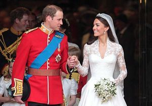 Kate Middleton : H&M vend sa robe de mariée pour moins de 200 euros