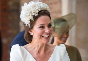 Kate Middleton : pourquoi portait-elle (encore) une robe Alexander McQueen pour le baptême de Louis ?