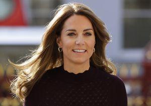 Kate Middleton : radieuse en tenue de mi-saison