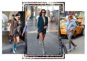 Kendall, Gigi, Emrata : elles raffolent de ces it-shoes