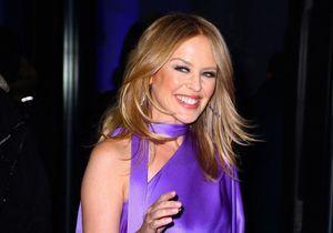 Kylie Minogue succombe à la (chaude) tendance de l'hiver