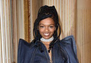La fille d'une légende de la musique devient égérie Armani Exchange