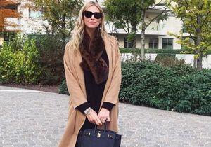 Le look d'hiver de Chiara Ferragni à moins de 200 €