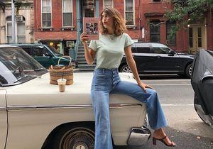 Leçon de style : Jeanne Damas et son look parfait pour le mois de septembre
