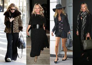 Les 10 indispensables de la garde-robe de Kate Moss