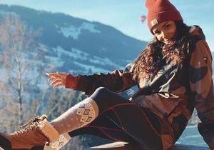 Les plus beaux looks des stars au ski