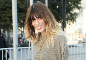 Lou Doillon porte le look parfait pour assister à la Fashion Week