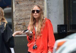 Mary-Kate Olsen réhabilite ce combo mode des années 2000