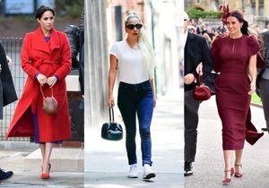 Meghan Markle, Lady Gaga, Rania de Jordanie... ce sac qu'elles ne quittent plus