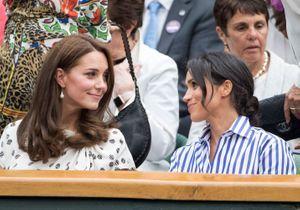 Meghan Markle et Kate Middleton succombent à ces boucles d'oreilles (et nous aussi)