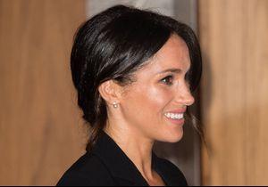 Meghan Markle : la signification cachée de ses boucles d'oreilles offertes par la reine