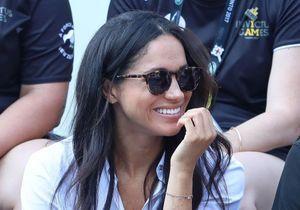 Meghan Markle ne quitte jamais ces lunettes de soleil et on comprend pourquoi
