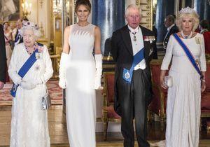 Melania Trump, Kate Middleton… Pourquoi portaient-elles du blanc pour le diner d'Etat ?